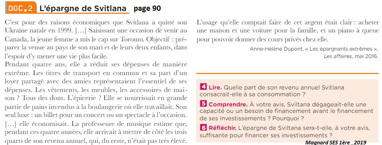 Les épargnants extrêmes, Anne-Hélène Dupont